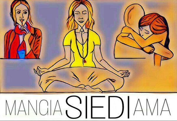 About Mangia Siedi Ama